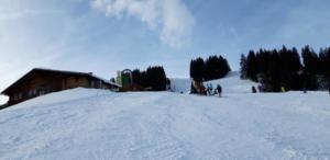 Sortie à ski Adelboden